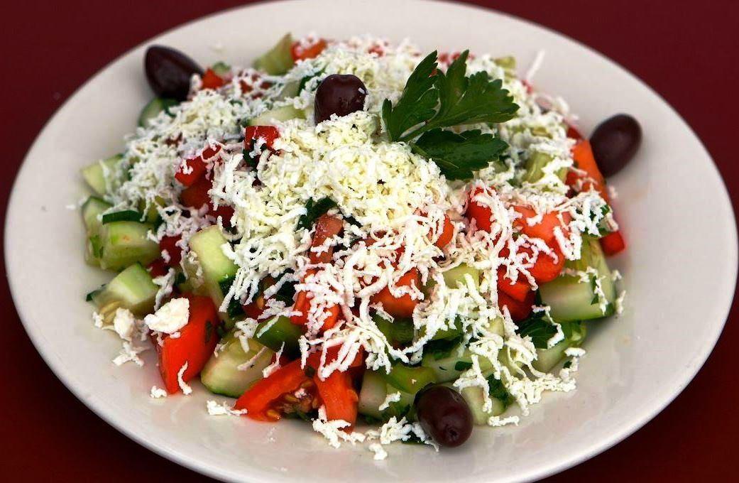 Рецепты, фото, салаты салаты