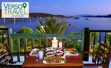 Септемврийски празници в Бодрум! 5 нощувки на база All Inclusive в Хотел Parkim Ayaz****+