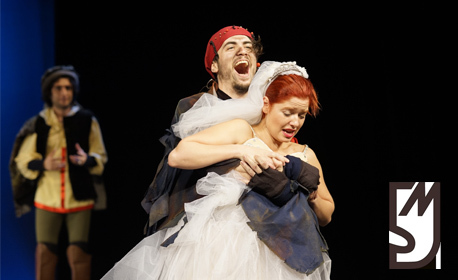 """""""Укротяване на опърничавата"""" от Шекспир с Александра Сърчаджиева - на 2 Октомври"""