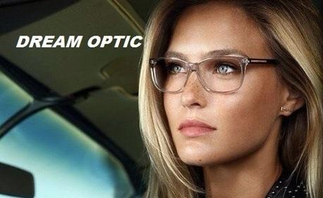b86c2dda718 Диоптрични очила с рамка по избор и 2 броя висококачествени стъкла Smile на  Essilor, с възможност за диоптър