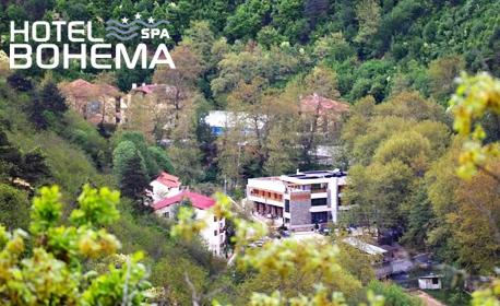 SPA и релакс в село Огняново! Нощувка със закуска и вечеря