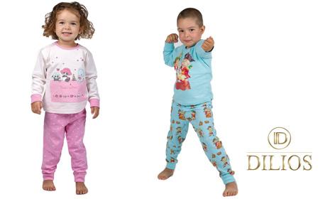 Пижамка Пижама по избор за дете от 2 до 5 години 8b8834216ead2