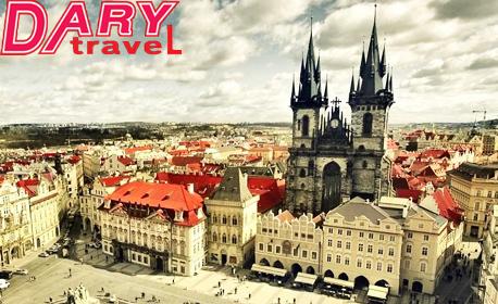 Екскурзия до Прага, Виена, Братислава и Будапеща! 3 нощувки със закуски, плюс транспорт и възможност за Дрезден