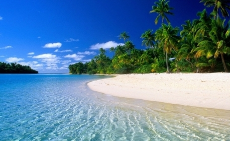 Дестинация Малдиви! 7 нощувки със закуски и вечери - без или със обяд, плюс самолетен транспорт
