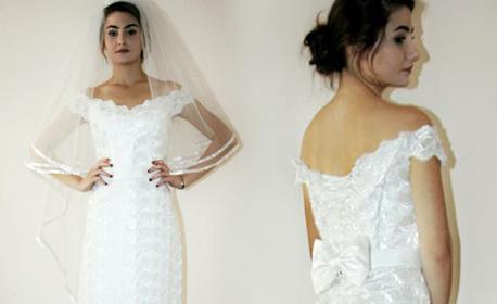 ec107ef4d3b Пловдив Красива рокля Официална или сватбена рокля в модел по избор