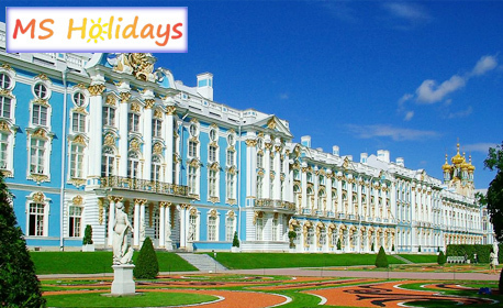 61ff2c0d07a Величието на Русия - екскурзия до Санкт Петербург и Москва! 7 нощувки със  закуски и