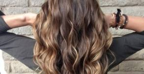 Сгъстяване с естествена коса на стикери - 10 кичура в цвят по избор