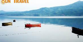 Великденска екскурзия до Керамоти, Кавала, eзерото Керкини и пещерата Алистрати! Нощувка и транспорт