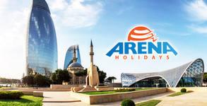 Кавказки легенди в Азербайджан! 7 нощувки със закуски, плюс самолетен транспорт