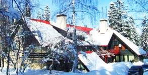На ски в Боровец! Нощувка със закуска и вечеря, плюс ползване на сауна, парна баня, леден душ и релакс зона