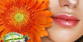 Безболезнено уголемяване на устни с хиалуронова киселина и ултразвук - 1 или 4 процедури
