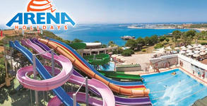 Късна морска почивка в Дидим! 7 нощувки на база All Inclusive в Didim Beach Resort Elegans Aqua & Termal 5*