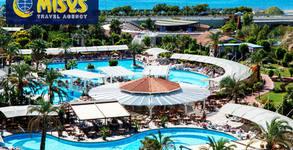 Луксозни майски празници в Анталия! 5 нощувки на база Ultra All Inclusive в Crystal Admiral Resort & SPA 5*