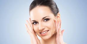 Хидратираща терапия на лице, Лифтинг масаж или дълбоко почистване с ултразвук, плюс ензимен пилинг и маска