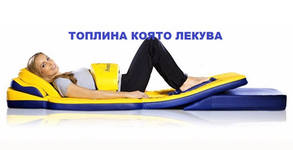 Лечебен масаж на гръб, кръст и ръце, плюс тракция, масаж на глава и термомасаж на цяло тяло