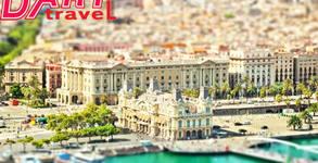 Самолетна екскурзия с круиз до Италия, Франция и Испания! 5 нощувки със закуски, 3 обяда и 3 вечери