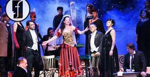 "Оперетата ""Царицата на чардаша"" на 23 Февруари"