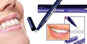 2 броя гел химикалки за избелване на зъби Bright White Professional