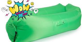Надуваема парашутка Pillow в цвят по избор
