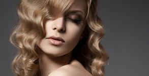 Терапия за коса по избор или грим и прическа