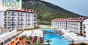 Релакс през Май в Дидим! 5 нощувки на база All Inclusive в Хотел Ramada Resort Akbuk 4+*, Дидим