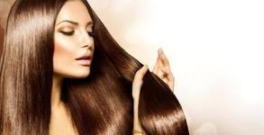 Ботокс терапия за коса JFX Factor с черен хайвер, плюс сешоар