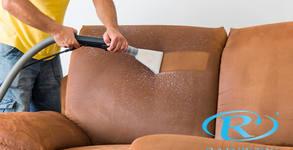 Изтупване, изпиране и изсушаване с Rainbow на матрак, килим или мека мебел