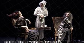 """Спектакълът за възрастни """"Живота бяс"""" по Достоевски на 20 Февруари"""