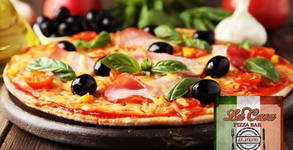 Фамилна пица по избор за вкъщи