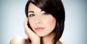 Почистване на лице с ултразвукова шпатула, плюс диамантено микродермабразио или RF лифтинг