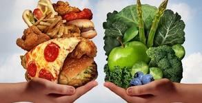 Kурс по здравословно хранене и редуциране на теглото - с личен треньор