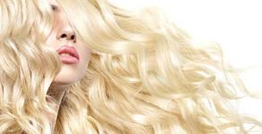 Млечно-протеинова терапия за коса и оформяне - без или със подстригване