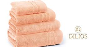 """Хавлиена кърпа """"Монте Карло"""" 50x90см - в цвят по избор"""