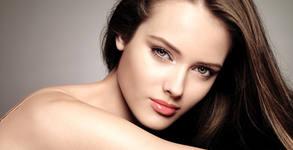 Грижа за лице: козметичен масаж и маскa, неинвазивна мезотерапия или диамантено микродермабразио и кислороден душ