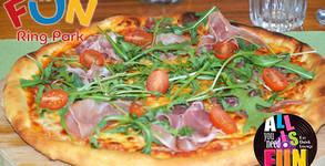 Ръчно приготвена пица по избор