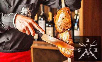 Хапване на корем! Ранчеро вечеря на бюфет-бар, от RANCHERO STEAKHOUSE by Bodega