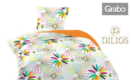 Единичен спален комплект от Ранфорс 100% памук, модел по избор