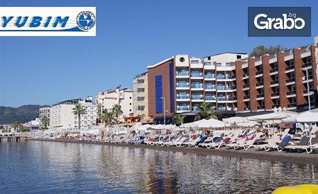 Майски празници в Мармарис! 5 нощувки на база All Inclusive в Mehtar Beach Hotel 4*