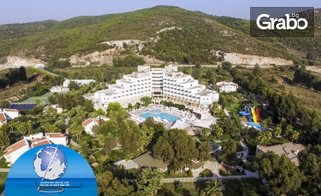 Майски празници в Кушадасъ! 5 нощувки на база All Inclusive в Хотел Richmond Ephesus Resort 5*