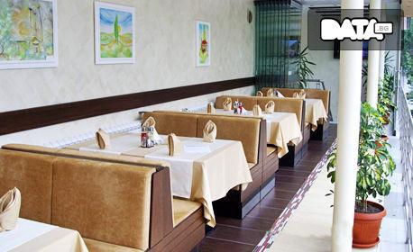 SPA почивка в Пещера! 1 нощувка със закуска, плюс чаша вино и порция пушено филе