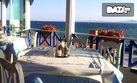 През Септември в Поморие! Нощувка за двама - без или със закуска