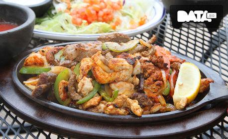 Мексиканско дърпано свинско