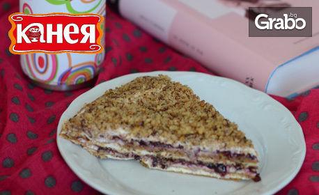 Вкусно изкушение за цялото семейство! Френска селска торта - със...
