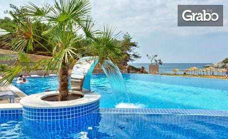 Петзвездна почивка на остров Тасос през Май! 3 или 5 нощувки със закуски за двама в Хотел Thassos Grand Resort*****
