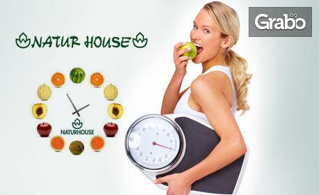 Сегментен анализ на теглото с Tanita и измерване на мазнини, вода и мускулна маса, плюс консултация