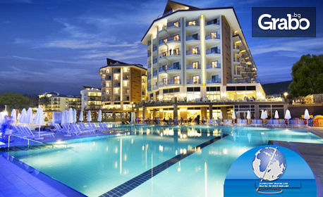 Ранни записвания за почивка в Кушадасъ! 5 нощувки на база All Inclusive в хотел Ramada Resort Kusadasi & Golf*****