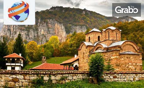 Еднодневна екскурзия до Сърбия! Виж Пирот, Темски манастир, Суковски манастир и...