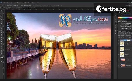 Онлайн курс по Photoshop и CorelDRAW, плюс IQ тест