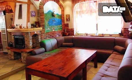 Почивка за двама в Цигов чарк! 2 или 3 нощувки с гледка към язовир Батак - без или със джакузи в стаята