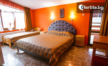 Зимна почивка за двама в Цигов чарк! 2 или 3 нощувки с гледка към язовир Батак - без или със двойно джакузи в стая или студио